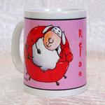 Kaffee-Tasse mit Relax Schaf