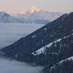 fantastisches Nebelmeer