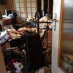 Messie Wohnungen Räumung