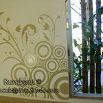 Монохромная деталь (рекомендуемое оформление окна, двери)