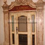 Имитация двери  (классический стиль)