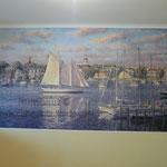 Морской пейзаж (классический стиль)