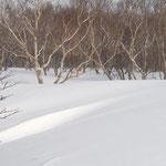 ふかふか雪