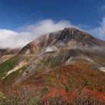 茶臼岳(日の出平から)