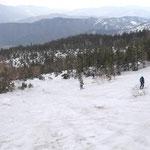 スキーツアーコース