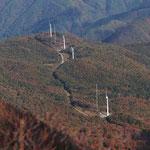 天栄風力発電所