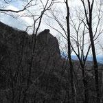 オオタルミから獅子岩