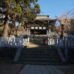 筑波山神社(新年の準備完了?)