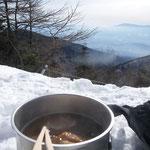 おでん(八ヶ岳・富士山を見ながら)