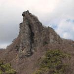 「獅子岩」見た瞬間ワーッと思った
