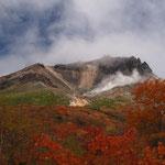 茶臼岳(姥ヶ平から)