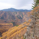 奥に小川山