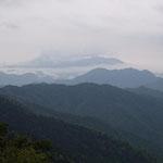 高原山遠望