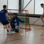 Unihockey-Turnier.