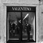 Valentino Schaufenster
