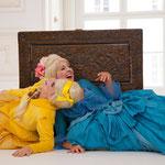 Marelize Gerber (Sivene) & Elsa Giannoulidou (Lisinga) in Le Cinesi - CW Gluck Foto: Charlie Schwarz ©