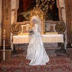 Marelize Gerber (Erzherzogin Marie Christine) in Schloss Hof, Österreich Foto: Daniel Roman ©