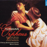 'Orpheus'   GP Telemann - Opera in three acts     L'Orfeo Barockorchester - Michi Gaigg  // SONY MUSIC / deutsche harmonia mundi 2011