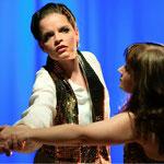 Marelize Gerber (Zéphyre) & Liudmila Shilova (Cloris) in Zéphyre - J-P Rameau Foto: Christian Husar ©