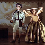 Clint van der Linde (Fileno) & Marelize Gerber (Clori) in Clori, Tirsi e Fileno - GF Händel Foto: Carlo Pescatori ©