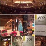 Aichi Arts Center Concert Hall, Nagoya, Japan,  Marelize Gerber (Sopran) &  Wolfgang Kogert (Orgel)