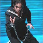 Marelize Gerber (Nerone) in Agrippina - GF Händel Foto: Christian Husar ©