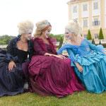 ORF-Aufnahmen - Anna Manske (Tangia), Elsa Giannoulidou (Lisinga) & Marelize Gerber (Sivene) in Le Cinesi - CW Gluck Photo: Karol Andrzejak  ©