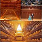 Tokyo Opera City Concert Hall, Tokio, Japan, Marelize Gerber (Sopran) & Wolfgang Kogert (Orgel)