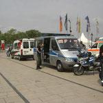 Einer der Motorradpolizisten hatte den Spitznamen:Terror....