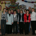Gruppenbild der Helfer