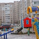 Der Spielplatz für 100te Kinder