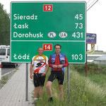 """Ole und Rainer """"Theo wir fahren nach Lodz"""""""