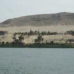 Auf dem Weg nach Tell el-Amarna