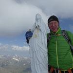 mont blanc und Grand paradiso, Mont Blanc & Grand paradiso