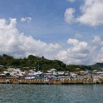 Hafen Labuan Bajo auf Flores