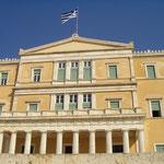 Athen - Parlamentsgebäude