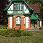 Pförtnerhaus (Richtung Männersanatorium) - heute Appartment-Hotel