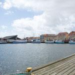 Hafen in Thyborøn