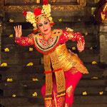 Barong - Tanz im Königspalast von Ubud