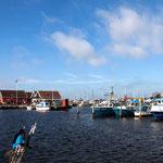Fischerei-und Yachthafen Bork Havn