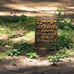 Affenfriedhof