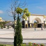 Königspalast Istana Negara - die offizielle Residenz des malaysischen Königs