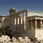 Erechtheion - Tempel auf der Akropolis