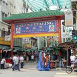Petaling Street - Chinatown