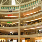 Suria KLCC - Das Shopping Center liegt in den unteren Etagen der Petronas Twin Towers.