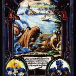 вираж Рудольфа Синга и Генриха Рельстаба, 1647