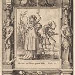 Холлар, Вацлав (Hollar Wenceslaus) – цикл «Пляски смерти» (Dance macabre), 1651