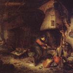 Остаде Адриан (Adriaen van Ostade) – Алхимик (An Alchemist) 1661