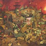 Брейгель Питер – Дуле Грит (Безумная Грета) (Dulle Griet) 1564