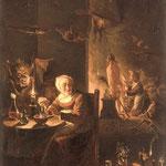 Кухня ведьмы 1700